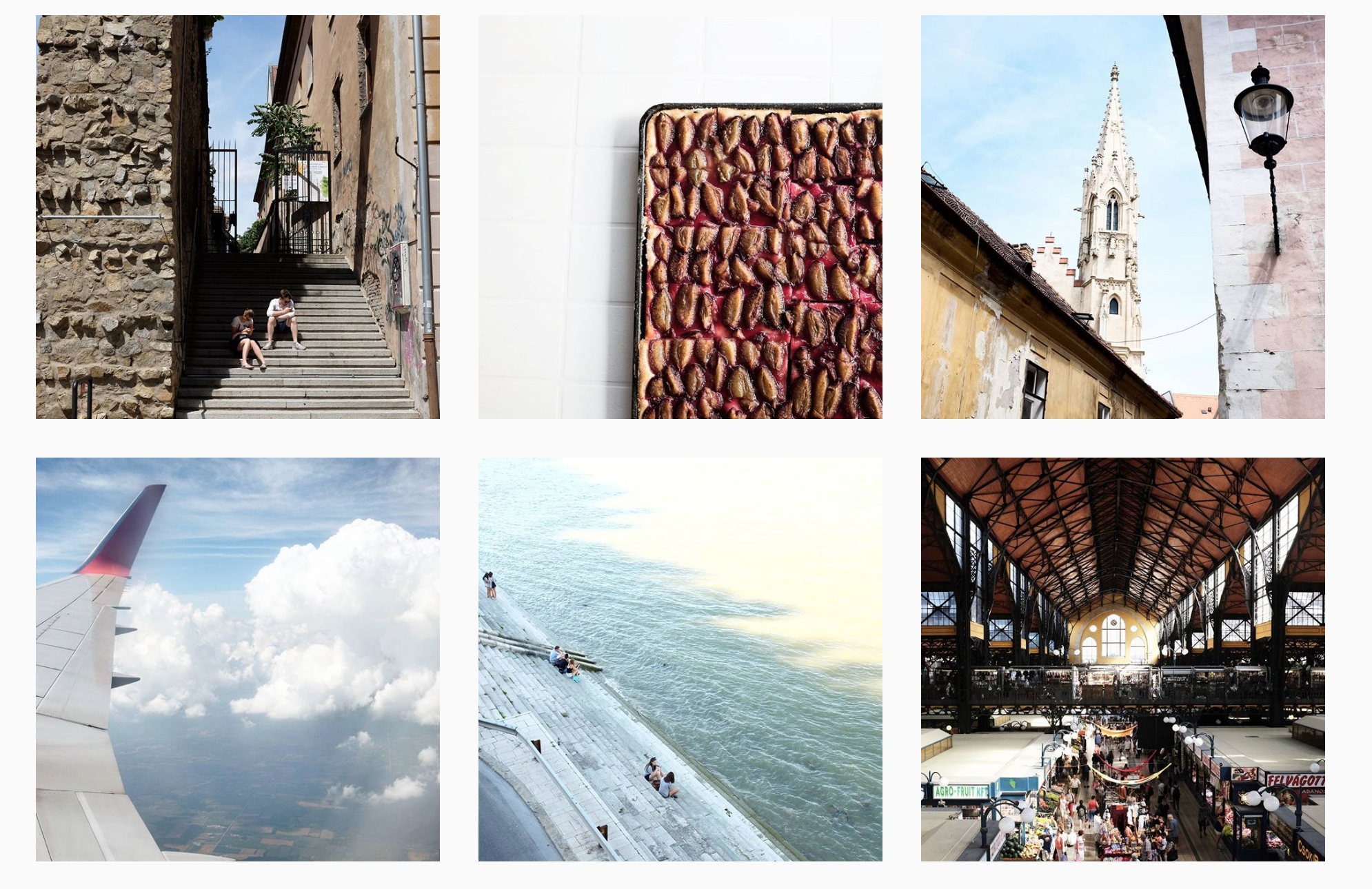 Inspiration from traveling to Europe | Where my Eyes go blog