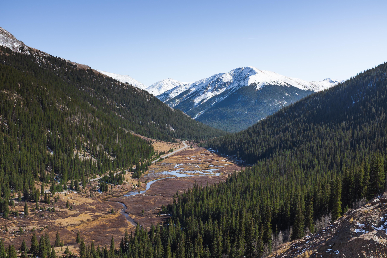 Where my Eyes Go   Traveling through the Rocky Mountains and Aspen Colorado  