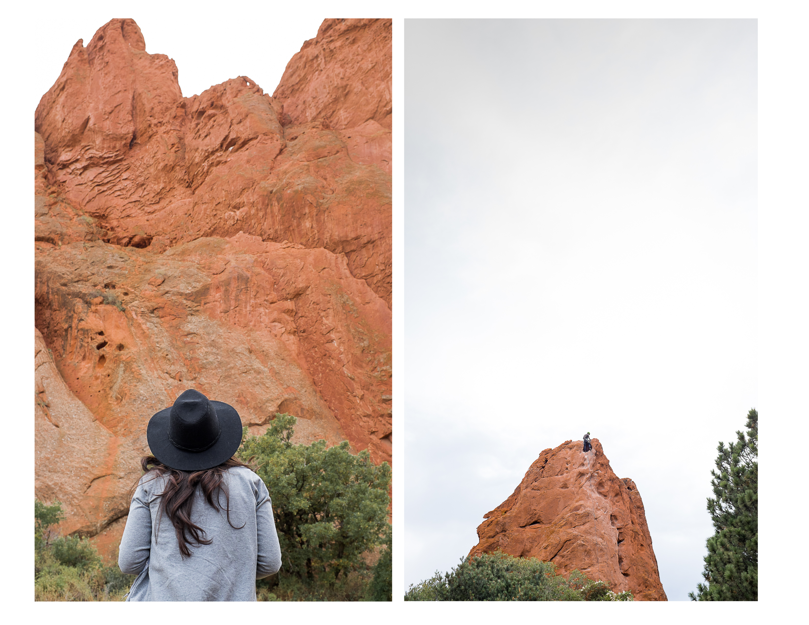 Where My Eyes Go | Windsor Ontario Travel Photographer | Garden of the Gods Colorado Springs