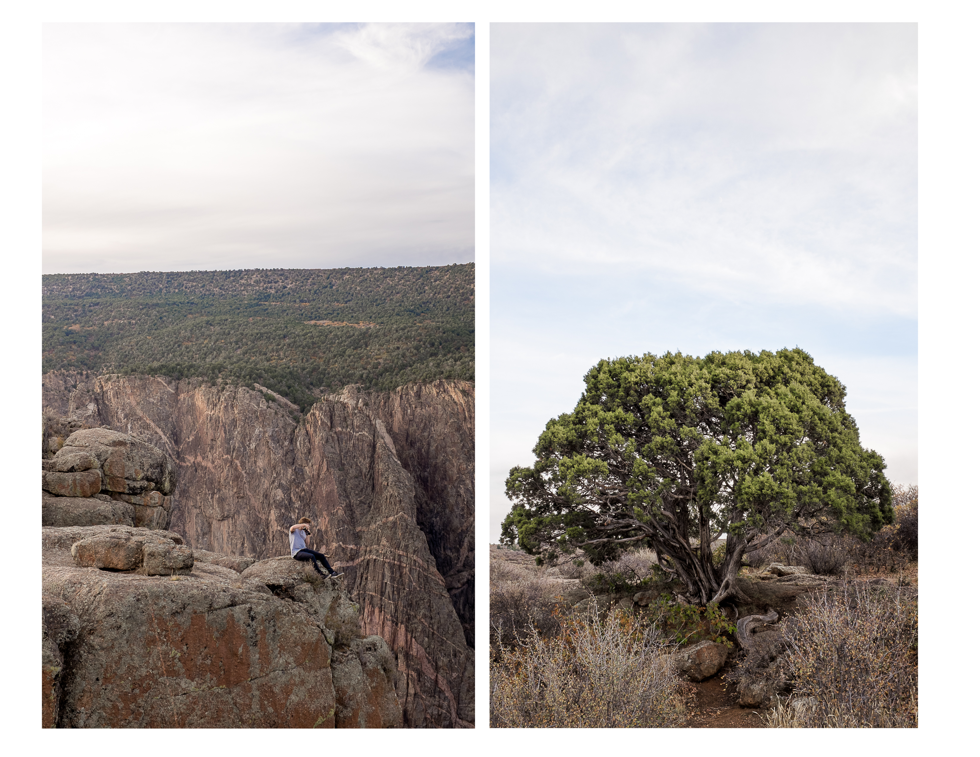 Where my Eyes Go | Windsor Ontario Travel Photographer | Black Canyon of the Gunnison National Park