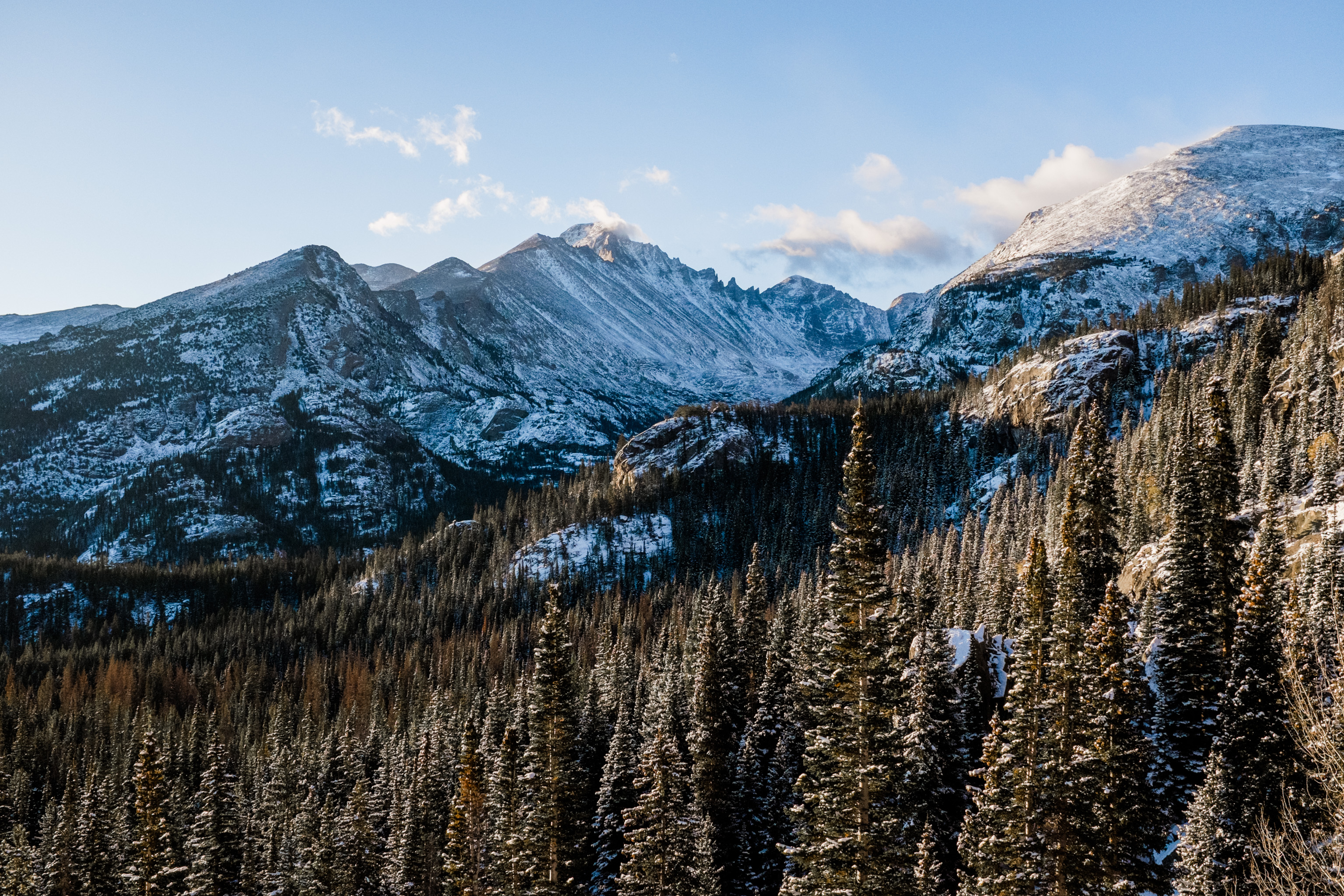Where my Eyes Go | Traveling through the Rocky Mountains and Aspen Colorado |