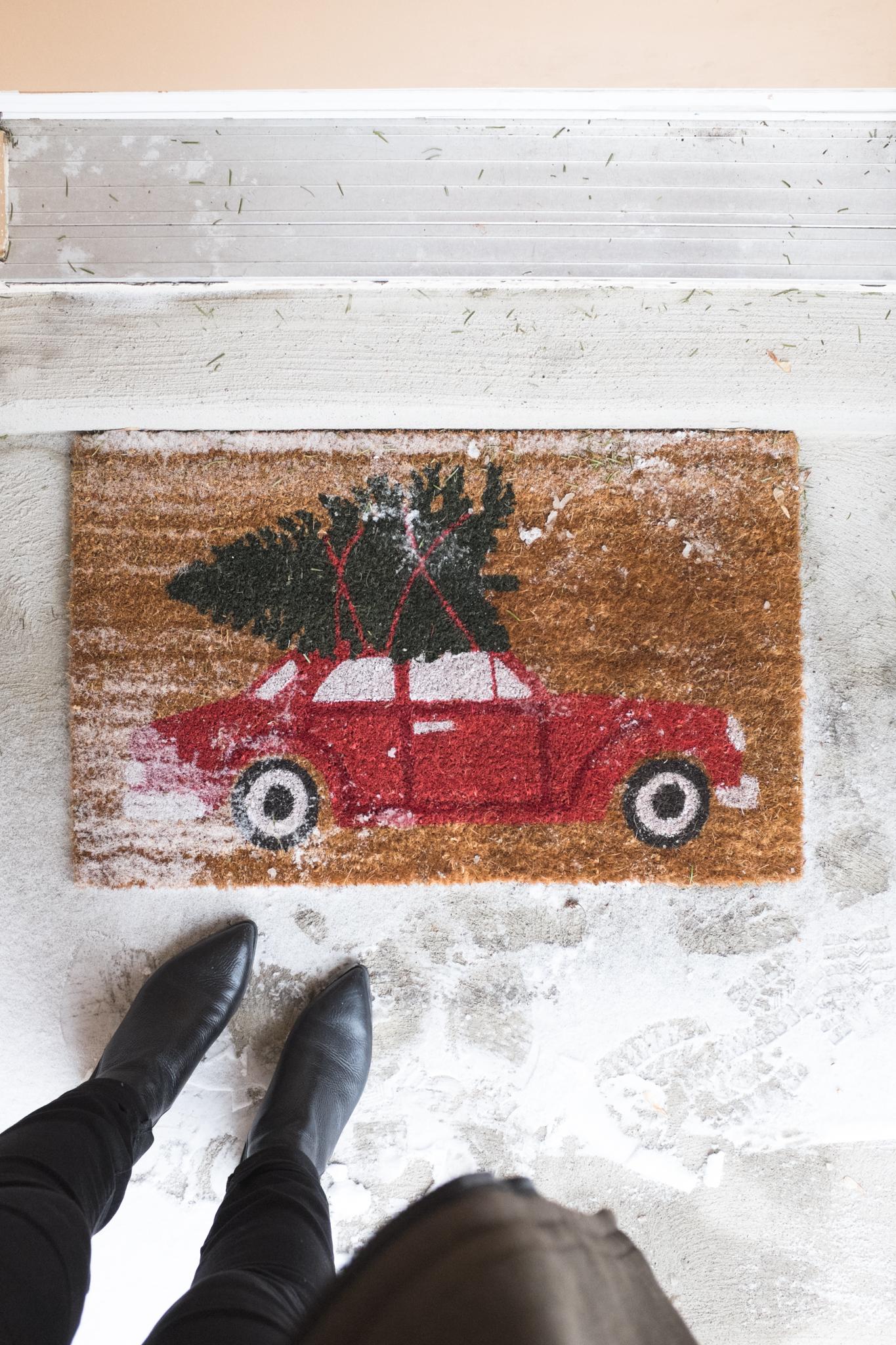 Where my Eyes Go   Windsor, Ontario   Christmas Decor from Target